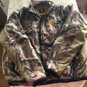 Browning Jackets & Coats - Browning Camo Coat
